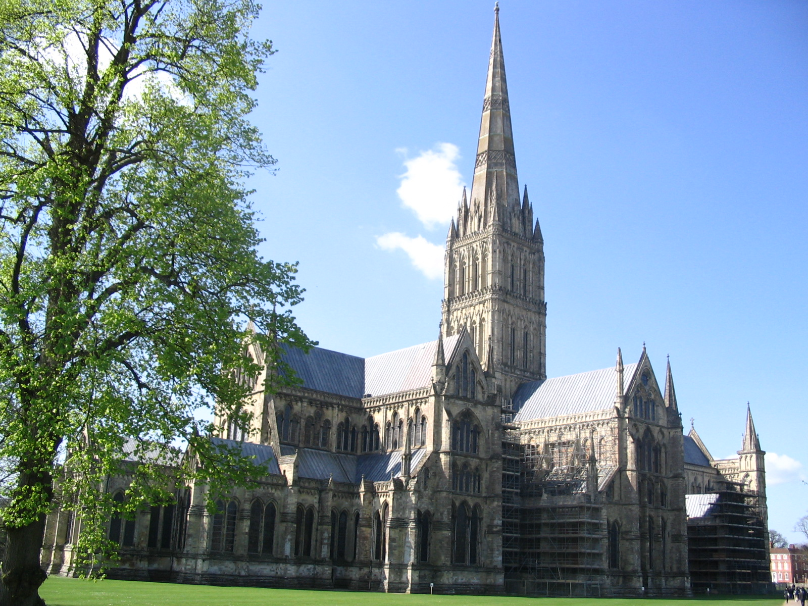 Salisbury Guided Tours Cathedral